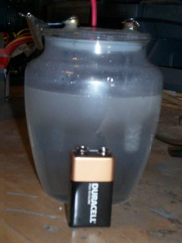 Potassium Chlorate Cell, making chlorate